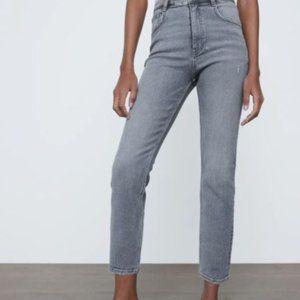 Zara Vintage High Rise Skinny Jeans